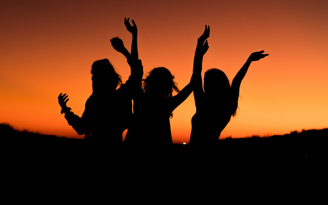 For the Sisters of my Tribe {Poetry} by Alison
